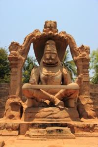 Narshimha (Lion Man) Statue