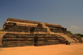 Mahanabami Dibba at Royal Enclosure