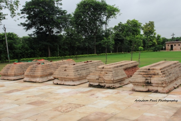 Tomb of 5 of the 7 Architects who designed Adalaj Vav