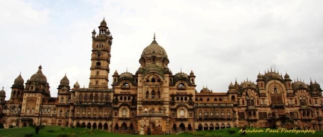 Laxmi Vilas Palace Front View