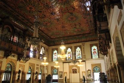The Durbar Hall: Courtesey : Laxmi Vilas Palace