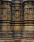Walls of the Sanctum sanctorum (Main Temple)