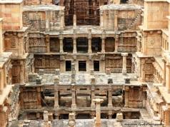 Front View Of Rani Ki Vav
