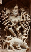 Durga Statue - Rani Ni Vav