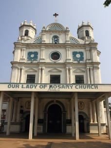 Our Lady Of Rosary's Church, Navelim