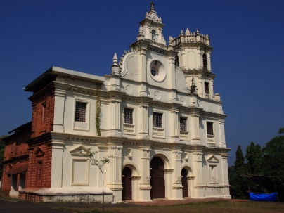 Cicalim Church off NH 17 A , Cilalim