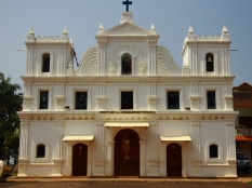 St Anns' Church Agonda