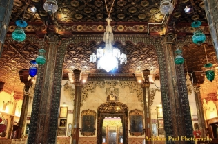 Hall of Mirrors at Aina Mahal