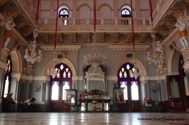 Hall of Prag Mahal Palace