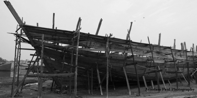 Mandvi Wooden Ship Building