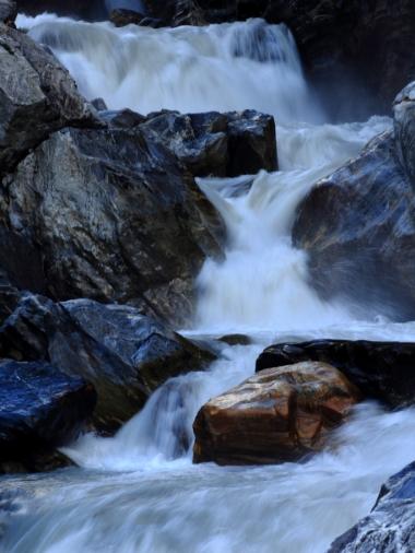 Pushwawati WaterFall