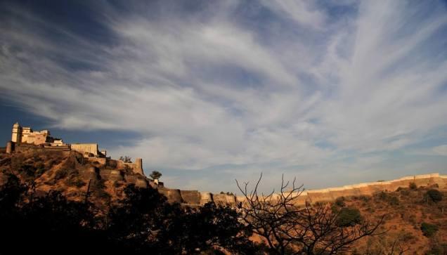 Kumbhalgarh Fort - Rajasthan